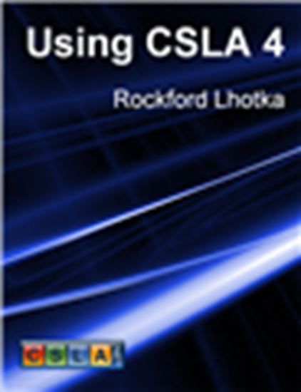 Picture of Using CSLA 4 (all books)