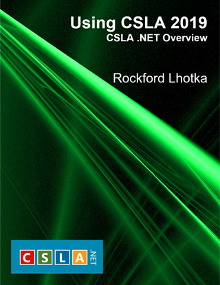 Using CSLA 2019 Framework Overview Cover